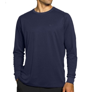 100% Certified Organic Cotton Round Neck Single Jersey Long Sleeve T-Shirt by Kope Initiatives